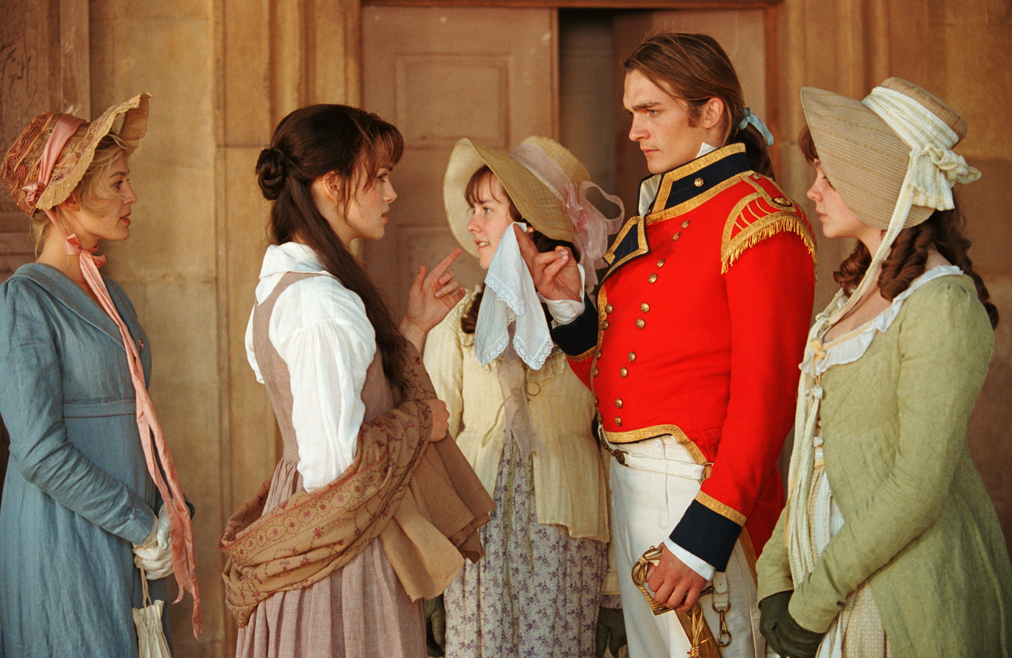 character analysis of mr collins and lydia bennet in jane austens pride and prejudice