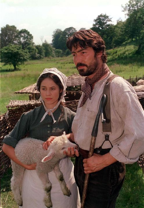 an analysis of far from the madding crowd directed by nicholas renton and written by thomas hardy