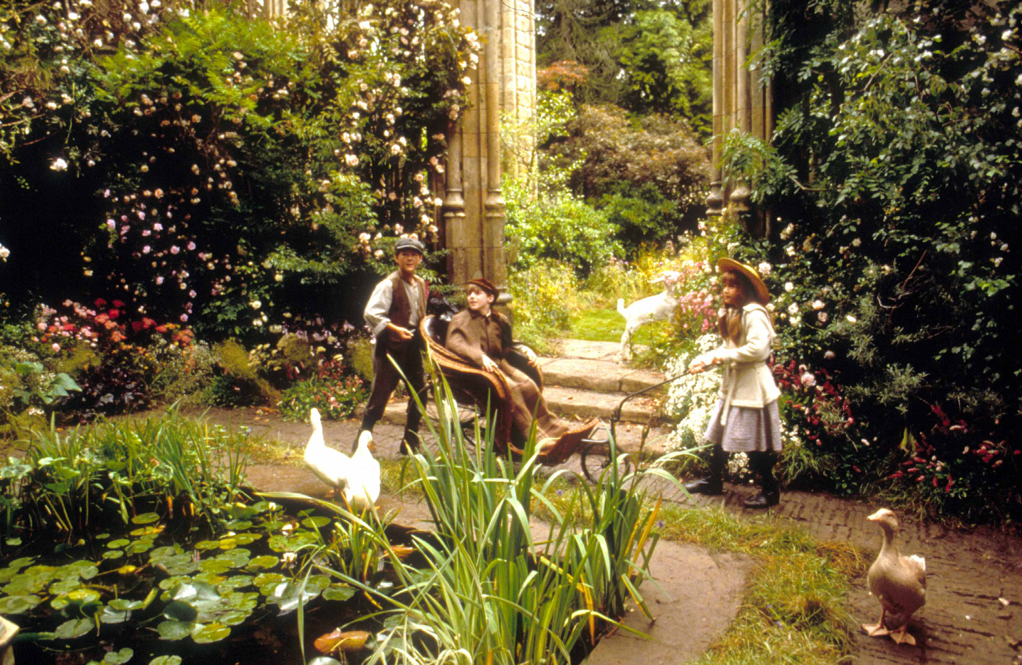 The Secret Garden (1993) - Frances Hodgson Burnett - Gallery ...