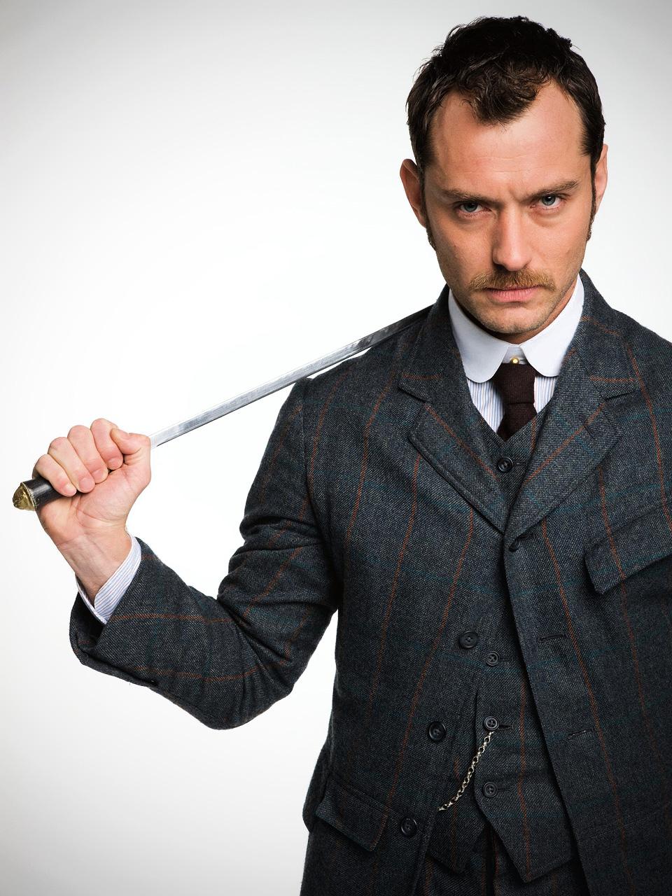 Шерлок Холмс (2009) смотреть онлайн или скачать